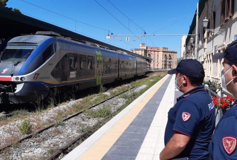 Oltre 3.250 persone controllate e 2 indagati dalla Polizia Ferroviaria in Sicilia