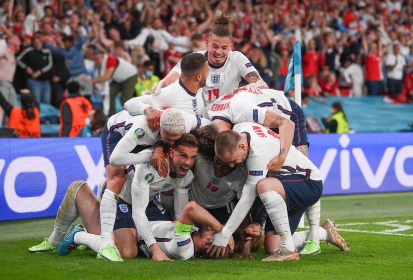 Euro 2020: sarà l'Inghilterra ad affrontare l'Italia in finale!