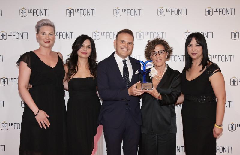 Le Fonti Awards 2021: a Lifecapital il premio eccellenza