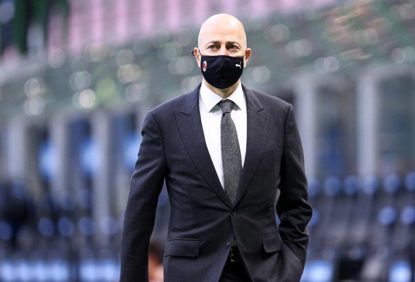Serie A, Milan: diagnosticato carcinoma alla gola all'ad Ivan Gazidis