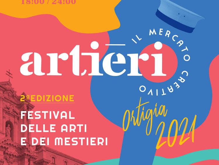 """Ad Ortigia """"artieri mercato creativo"""", il primo festival delle arti e dei mestieri"""