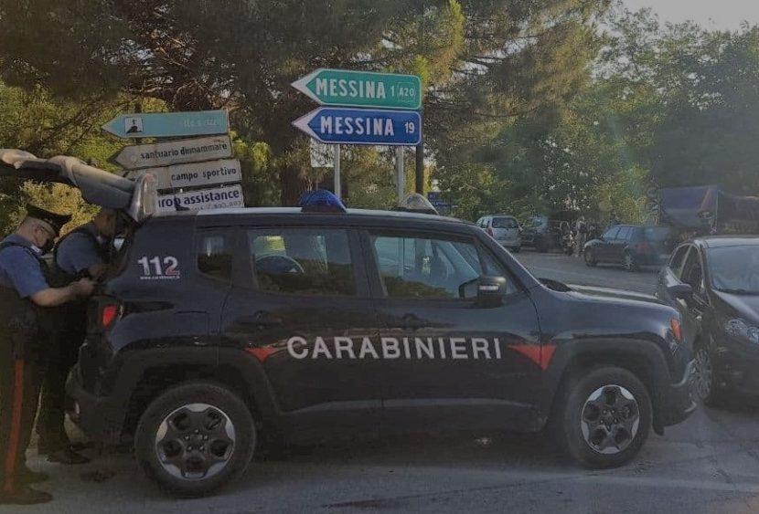 Messina, un arresto e tre denunce nel week-end