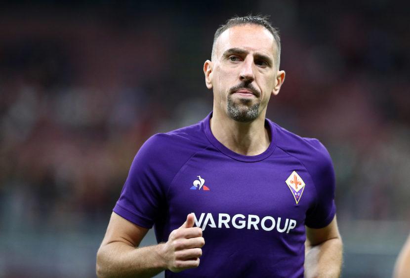 Serie A, Fiorentina: ufficiale l'addio di Franck Ribery
