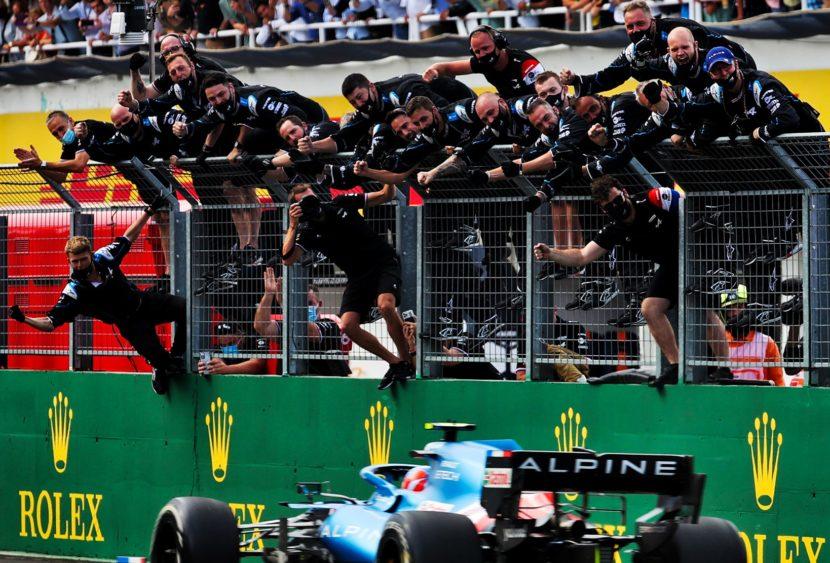 F1, le pagelle del GP d'Ungheria: Alpine nella storia, Bottas fa strike al via
