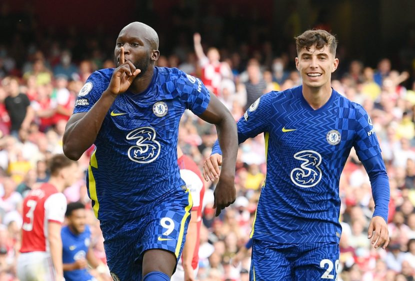 Premier League: Lukaku subito in gol, il Southampton ferma lo United