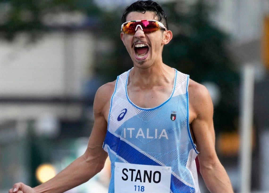 Tokyo 2020, arriva un altro oro per l'Italia: Stano nella 20 km di marcia