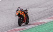 MotoGP, Austria: il diluvio di Spielberg incorona Binder