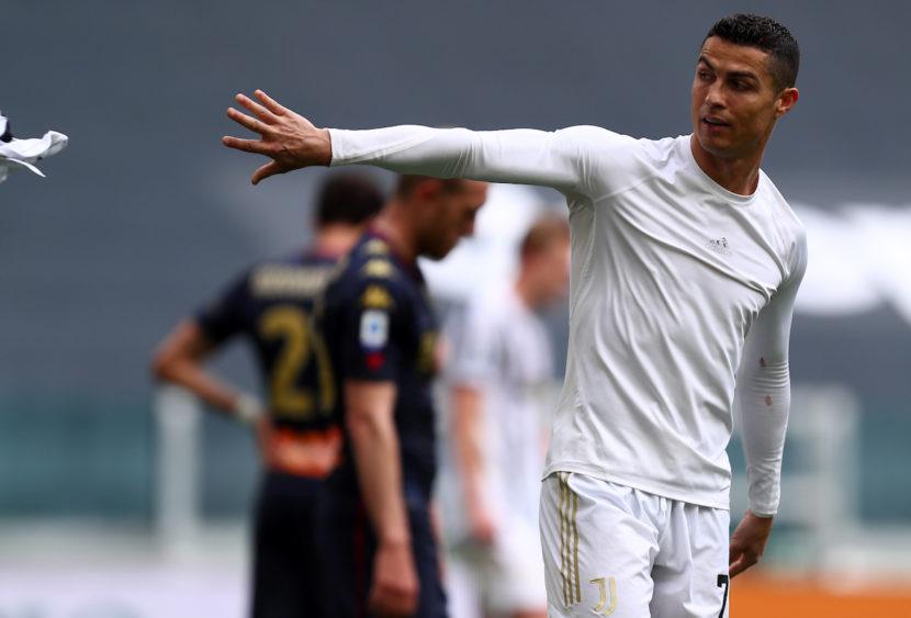 "Cristiano Ronaldo: debutto a rischio a causa della ""blackout rule"""