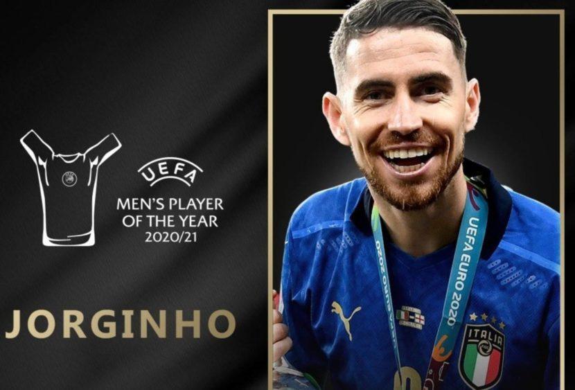 Jorginho e tutti i premiati dalla UEFA: preludio per il pallone d'Oro?