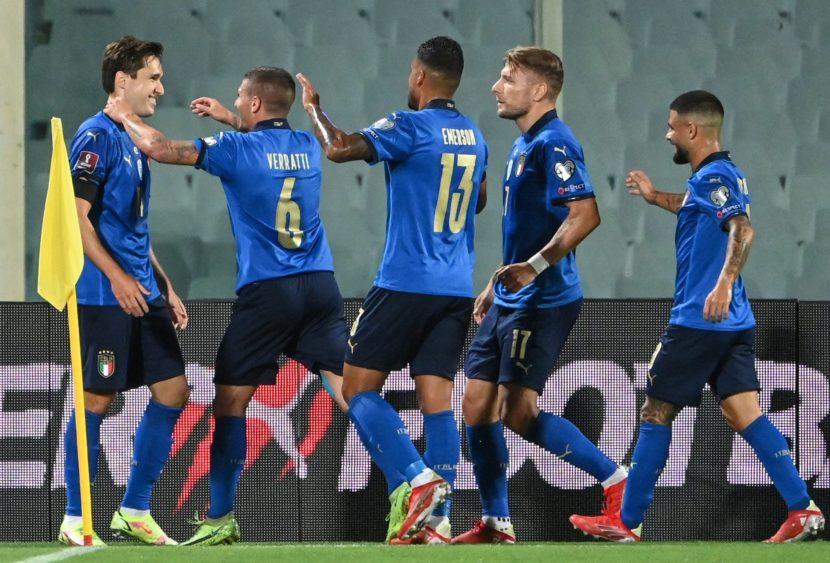 Italia fermata dalla Bulgaria, ai campioni d'Europa non basta Chiesa