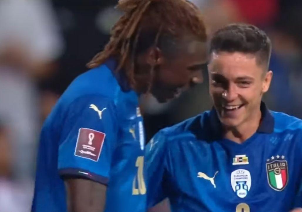 L'Italia vince coi giovani: Kean e Raspadori fanno volare gli Azzurri