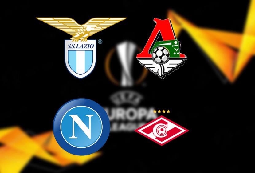 Europa League, turno agrodolce per le italiane: vince la Lazio, KO il Napoli