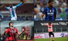 Turno infrasettimanale Serie A: si ritorna subito in campo per la 5^giornata