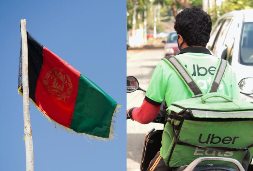 Da ministro a rider: la storia di un rifugiato afghano in Germania