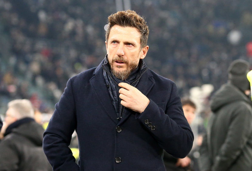 Serie A, Hellas Verona: esonerato Eusebio Di Francesco
