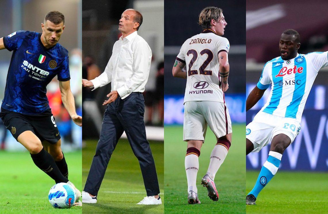 Serie A, top & flop: Napoli e Inter a valanga, frena la Roma, Juve terzultima