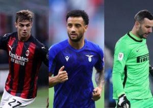 Serie A, top & flop: Anderson stellare, spicca Maldini, Handanovic sottotono