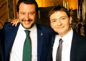 Lega, Luca Morisi indagato per droga, dimmissioni e scuse a Salvini