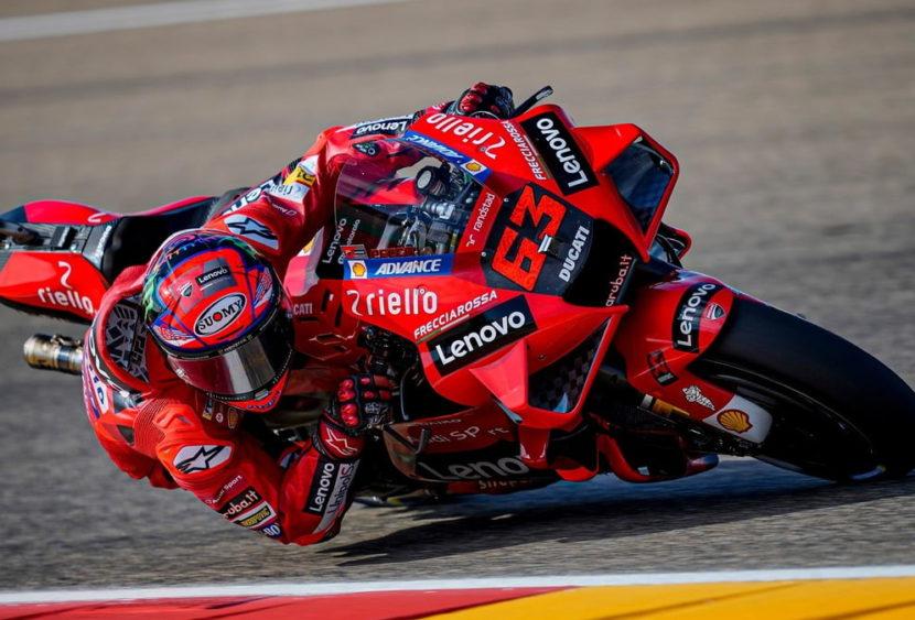 MotoGP, Aragón: impeccabile Pecco, sfida al cardiopalma con Márquez