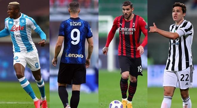 Serie A, top & flop: vola il Napoli, inseguono le milanesi, riparte la Juve