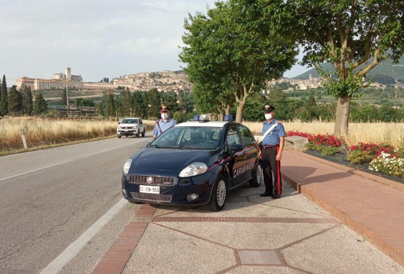 Assisi: aveva rapinato Eurospin