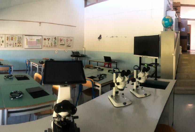 Tre laboratori innovativi per le scuole secondarie di primo grado di Campoformido e di Pozzuolo del Friuli