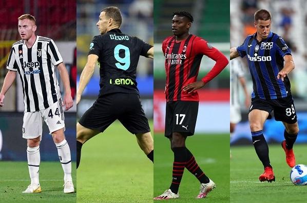 Champions League: vola la Juve, l'Inter si riscatta, Milan e Atalanta k.o.