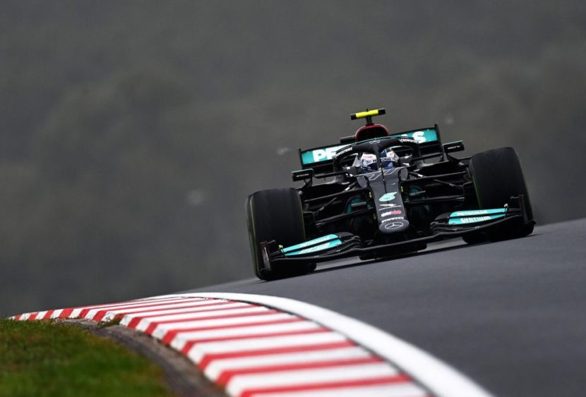 F1, Bottas conquista l'Istanbul Park: 2°Verstappen, Hamilton chiude 5°