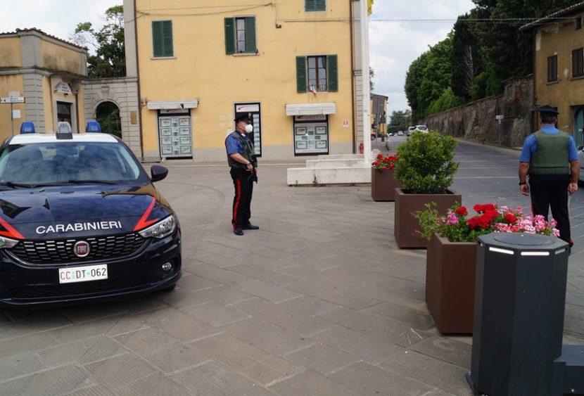 Città di Castello: controlli su strada e un ragazzo sanzionato per guida sotto effetto di sostanze stupefacenti