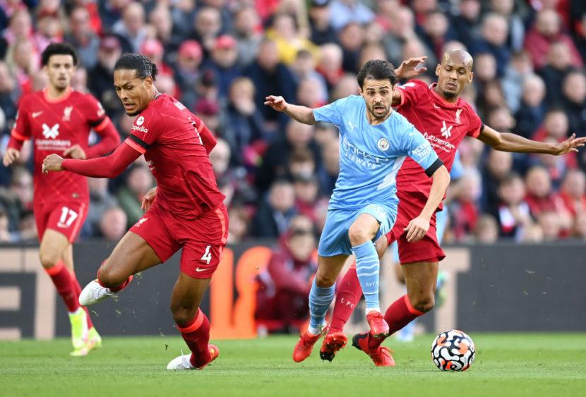 Premier League: Chelsea primo, pari e spettacolo tra Liverpool e City