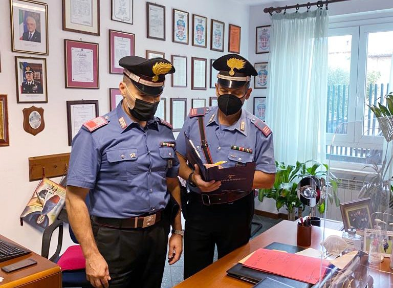 Perugia: Un arresto per detenzione ai fini di spaccio di sostanze stupefacenti