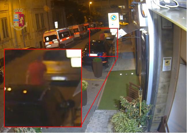 arrestato l'autore di diversi incendi di autovetture avvenuti a Reggio Calabria.
