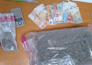 Reggio Calabria: arrestato cittadino per spaccio di sostanze stupefacenti