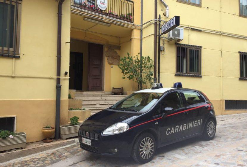 Mistretta (ME): uomo arrestato dai carabinieri per maltrattamenti fisici e verbali nei confronti della compagna