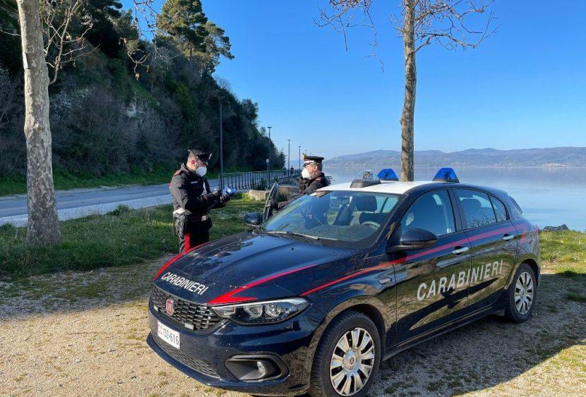 Città della Pieve. Arrestato soggetto gravato da un mandato di arresto europeo