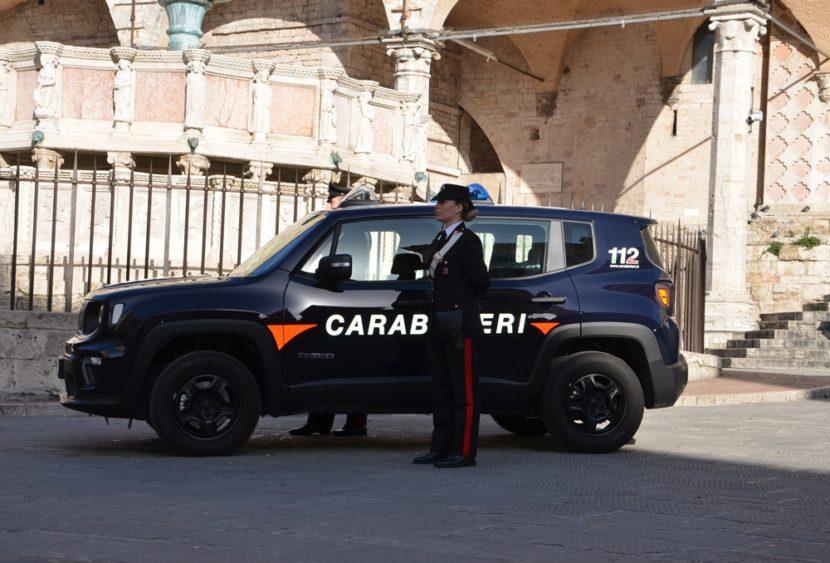 Perugia: i carabinieri deferiscono un italiano per produzione e detenzione di sostanze stupefacenti