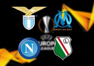Europa League, pari Lazio e trionfo Napoli: il racconto della serata
