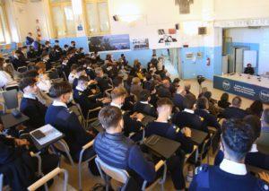 """I.T.S Catania, presentazione """"La formazione incontra l'impresa: esperienze e nuove opportunità"""" all'istituto """"Duca degli Abruzzi"""""""