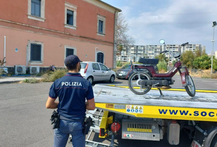 Catania, controlli in Città: arrestati