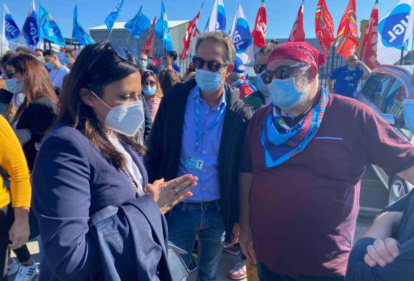 """Marano (M5S): """"Il Movimento al fianco dei lavoratori"""", incontro con Todde"""