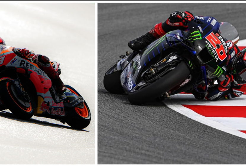 MotoGP: Quartararo è campione del mondo, a San Marino trionfa Márquez