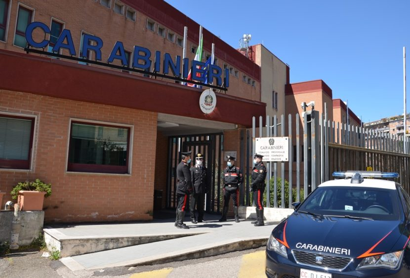 Perugia. Arrestato nigeriano per immigrazione clandestina e tratta