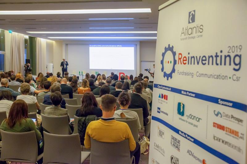 Torna Reinventing a Milano: dare energia alla solidarietà