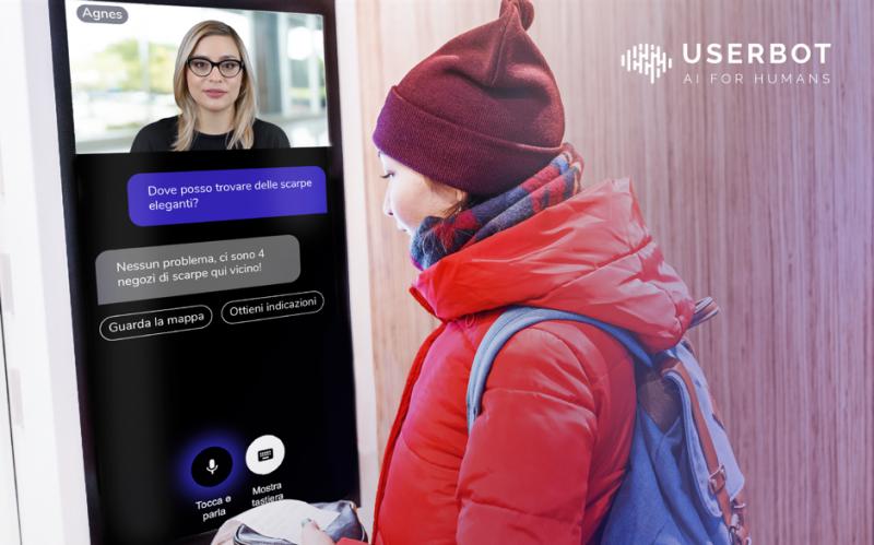 "Userbot lancia ""Umani Digitali"": assistenti virtuali ultra-realistici"