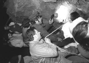 È morto Angelo Licheri, l'uomo che cercò di salvare Alfredino nel pozzo