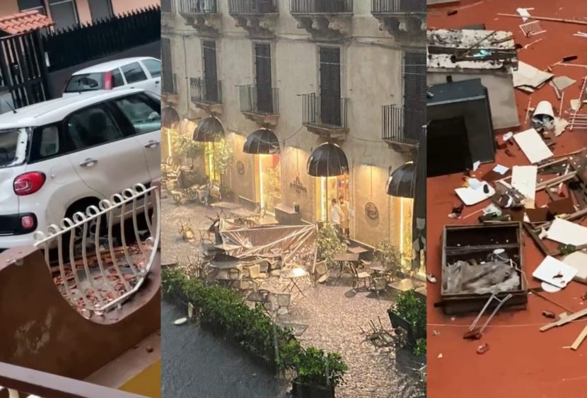 """Controlli post-maltempo nella circoscrizione di """"Borgo-Sanzio"""""""