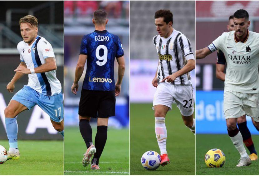 Serie A, si ritorna: Lazio-Inter e Juve-Roma infiammano l'ottava giornata