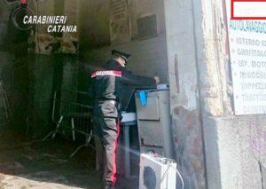Catania. Autolavaggio a zero costi di esercizio: denunciata la proprietaria