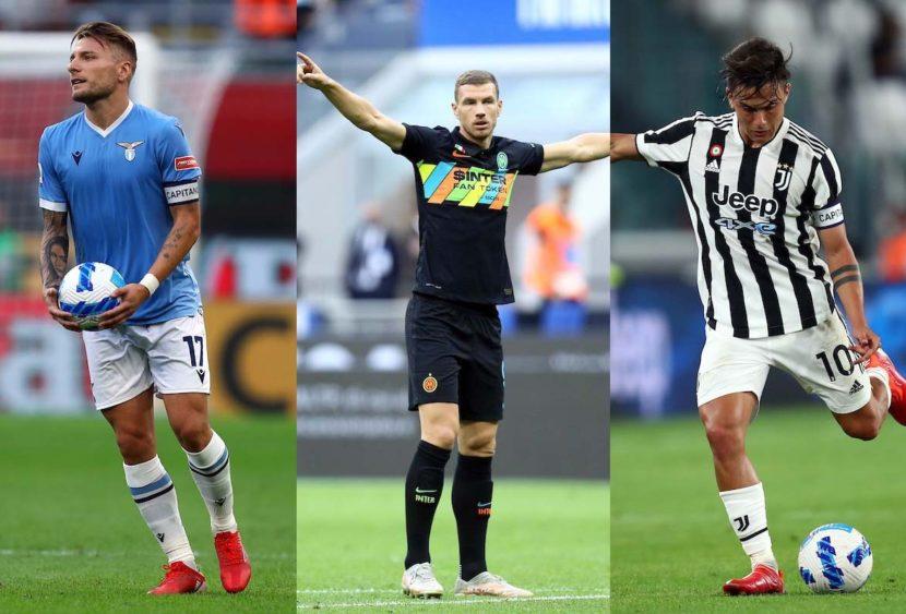Serie A, top & flop: Simeone ne fa 4 alla Lazio, pari nel derby d'Italia