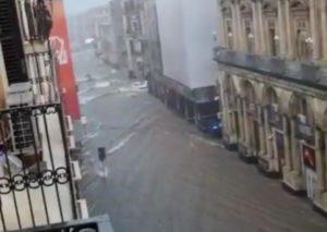 Catania, il maltempo si trasforma in tragedia: morto uomo a Gravina